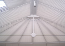 Just high quality conservatory blinds, no pressure