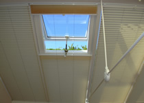 Expertly fitted conservatory blinds - free