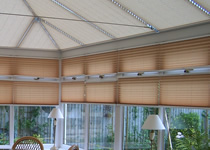Conservatory blinds guaranteed for 5 years